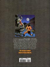 Verso de The savage Sword of Conan (puis The Legend of Conan) - La Collection (Hachette) -19- Le temple du tigre !