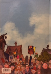 Verso de Les chronoKids -6- Tome 6