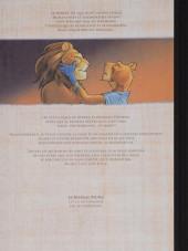 Verso de Le dixième peuple -4TL- Mahes