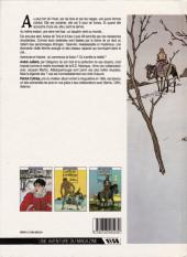 Verso de Les 7 Vies de l'Épervier -1b1987- La blanche morte