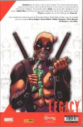 Verso de Marvel Legacy - Deadpool (Marvel France - 2018) -1TL2- Deadpool tue Cable