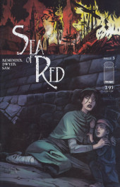Verso de Sea of Red (2005) -3- Sea of Red #3