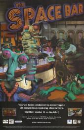 Verso de Essential Vertigo: The Sandman (1996) -15- Into the Night