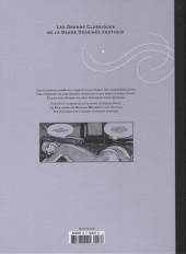 Verso de Les grands Classiques de la Bande Dessinée érotique - La Collection -5876- Fantasmes - tome 1