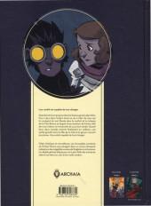 Verso de Les incroyables Aventures de l'Enfant Plume -2- Tome 2
