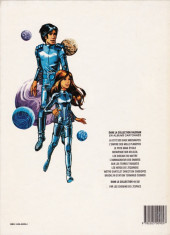 Verso de Valérian -6b1985- L'ambassadeur des ombres