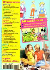 Verso de Minnie mag -33- Numéro 33