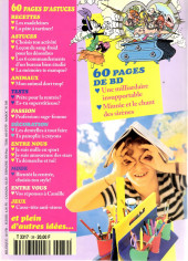 Verso de Minnie mag -39- Numéro 39