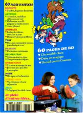 Verso de Minnie mag -40- Numéro 40