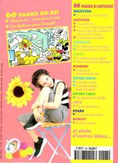 Verso de Minnie mag -48- Numéro 48