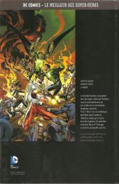 Verso de DC Comics - Le Meilleur des Super-Héros -HS09-  Justice League - Infinite Crisis - 2e partie
