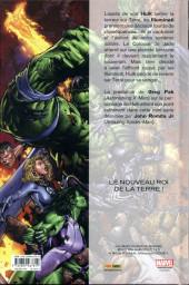 Verso de Hulk (World War Hulk) -INTb18- World war Hulk