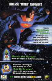 Verso de Sandman Presents: Petrefax (The) (2000) -3- Travels In Malegrise - Part Three
