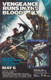 Verso de Sandman: Overture (2013) -2SP- The Sandman: Overture Special Edition #2