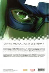 Verso de Captain America : Steve Rogers -2- Le Procès de Maria Hill