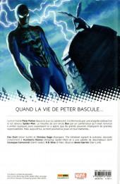 Verso de All-New Amazing Spider-Man (Marvel Now!) -4- D'entre les morts