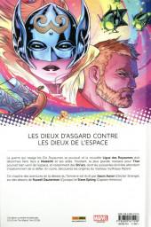 Verso de All-New Thor -3- La Guerre Asgard / Shi'ars