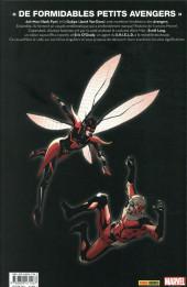 Verso de Ant-Man - Je suis Ant-Man / Ant-Man et la Guêpe - Nous sommes Ant-Man et la Guêpe - Nous sommes Ant-Man et la Guêpe