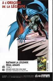Verso de Batman Rebirth (DC Presse) -14- Tome 14