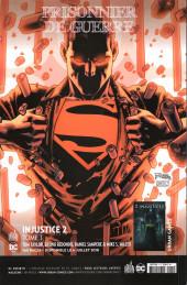 Verso de Justice League Rebirth (DC Presse) -14- Tome 14