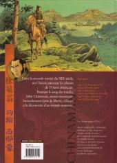 Verso de Chinaman -1b2003- La Montagne d'Or