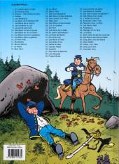 Verso de Les tuniques Bleues -27b2013- Bull Run