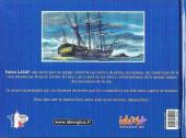 Verso de (AUT) Lacaf - Vieux grééments et chansons de marins !