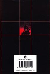 Verso de Comte Cain -3- Kafka