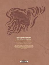 Verso de Renée Stone (Une aventure de) -1- Meurtre en Abyssinie