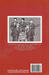 Verso de Shaolin Cowboy (The) (2004) -2- Shaolin Cowboy 2