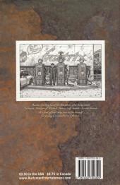 Verso de Shaolin Cowboy (The) (2004) -6- Shaolin Cowboy 6