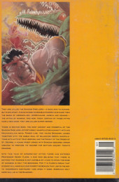 Verso de A Shadowline Saga: Critical Mass (1989) -1- A Shadowline Saga: Critical Mass #1