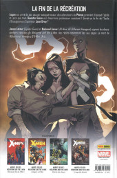 Verso de Wolverine and the X-Men -5- Demain comme hier