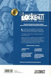 Verso de Locke & Key -3a18- La couronne des ombres