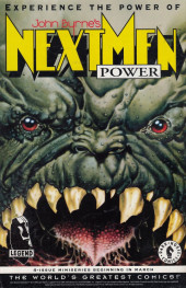 Verso de Shadow: In the Coils of Leviathan (The) (1993) -3- The Shadow: In the Coils of Leviathan #3