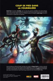 Verso de Ant-Man et la Guêpe - Le Prologue du film