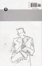 Verso de Solo (2004) -4- Solo - Howard Chaykin