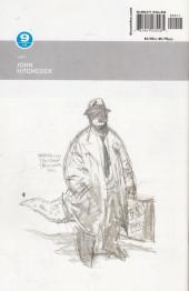 Verso de Solo (2004) -9- Solo - Scott Hampton