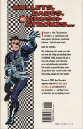 Verso de Nick Fury: Agent of S.H.I.E.L.D. (2000) -INT- Nick Fury, Agent of... S.H.I.E.L.D.