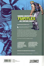 Verso de Teenage Mutant Ninja Turtles - Les Tortues Ninja (HiComics) -3- La chute de New-York 2/2