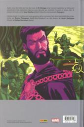 Verso de Doctor Strange et les sorciers suprêmes -2- Contretemps