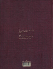 Verso de Alberto G.