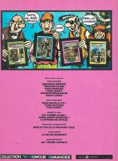 Verso de Frank Margerin présente -2b1983a- Tranches de brie