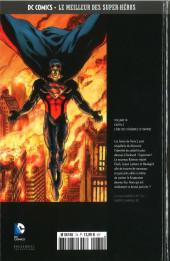 Verso de DC Comics - Le Meilleur des Super-Héros -74- Earth 2 - L'Ère des ténèbres (2e partie)