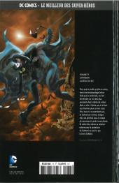Verso de DC Comics - Le Meilleur des Super-Héros -75- Catwoman - La Règle du Jeu