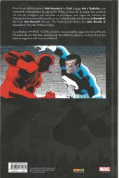 Verso de Daredevil par Ann Nocenti -1- Tome 1
