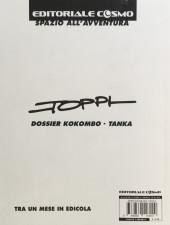 Verso de Grandi Maestri (I) (en italien) -24- Toppi, Blues-Krull