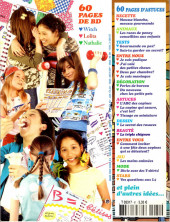 Verso de Minnie mag -81- Numéro 81