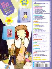 Verso de Minnie mag -89- Numéro 89