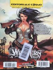 Verso de West fumetti di frontiera -25- Angela & Wayne Redlake